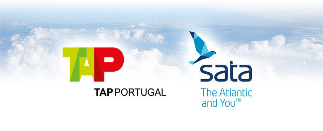 TAP Portugal e Sata - The Atlantic and You Tm