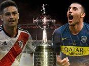 River Plate y Boca Juniors disputarán una final inédita en la historia de la Copa Libertadores.