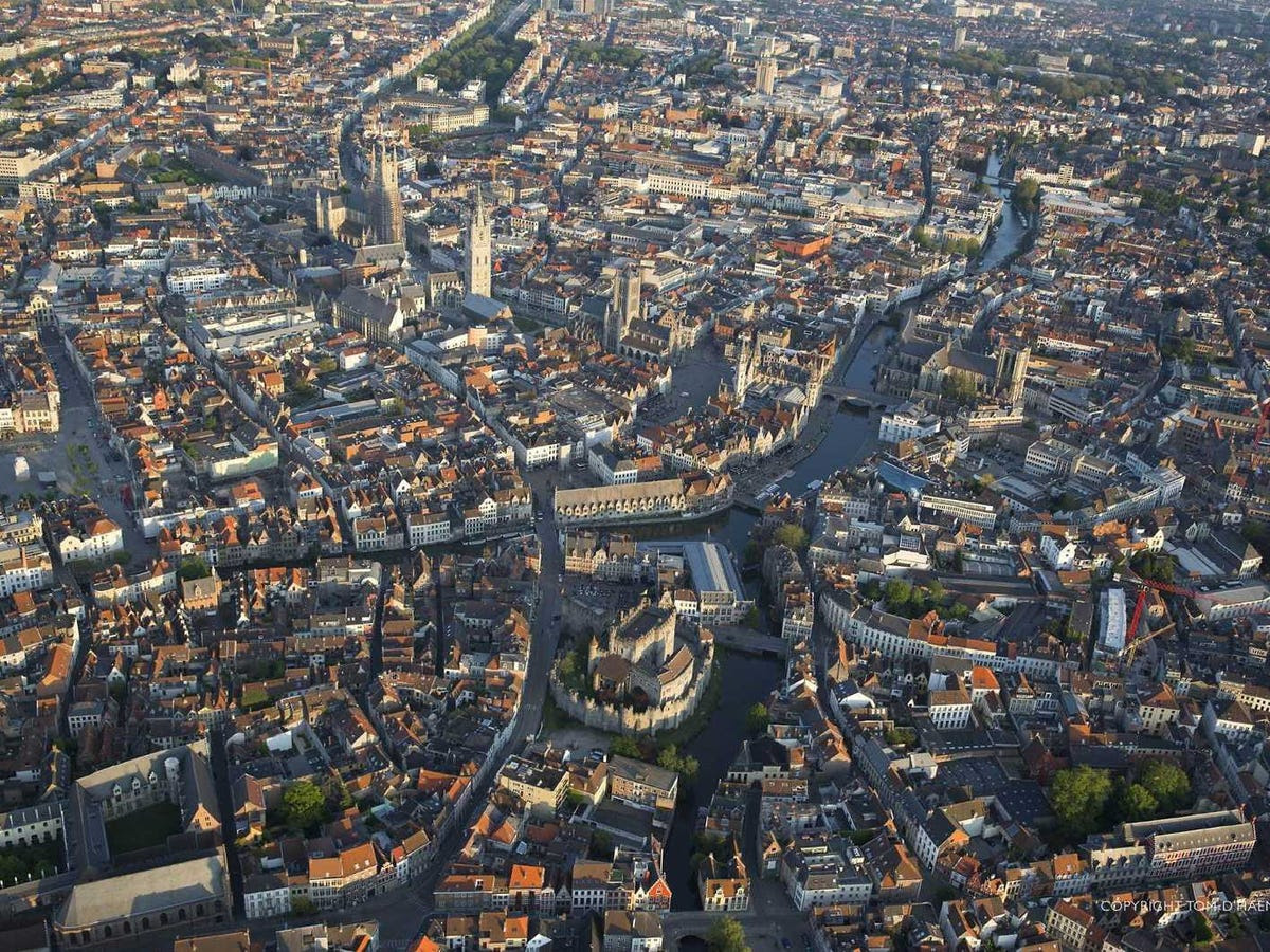 Ghent, future-proofing a history city (Nominated for Best Urban Regeneration Project)