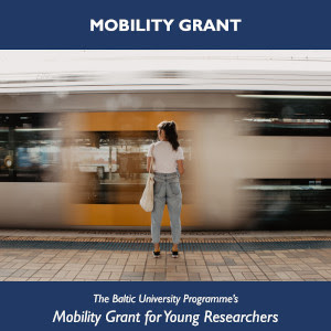 BUP's mobility grant for young researchers 2020