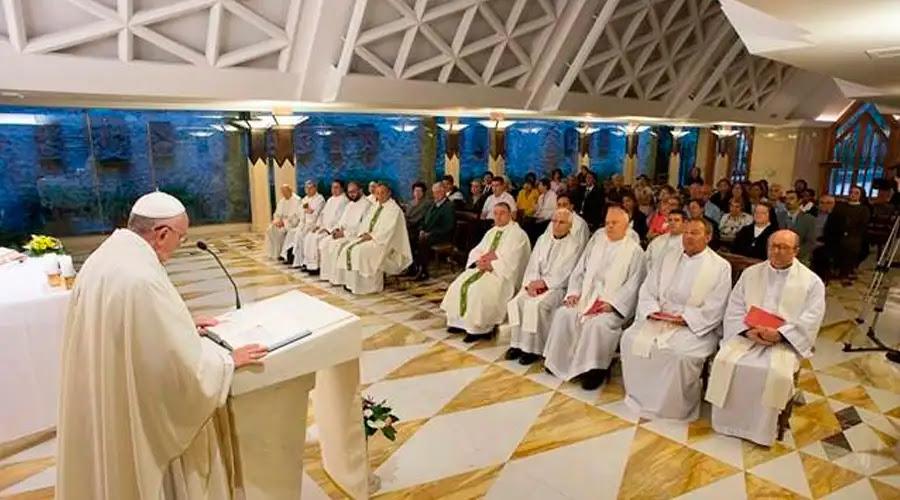 ¿Cuáles son las tres miradas de Jesús hacia el hombre? Las explica el Papa Francisco