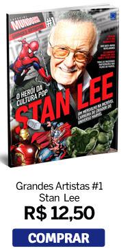 Especial Mundo Grandes Artistas #1 - Stan Lee