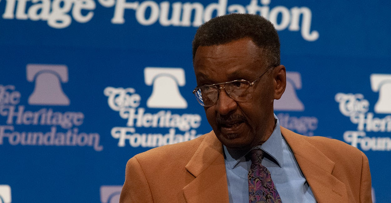 The Wisdom of Walter Williams