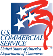 Commercial Service Logo.