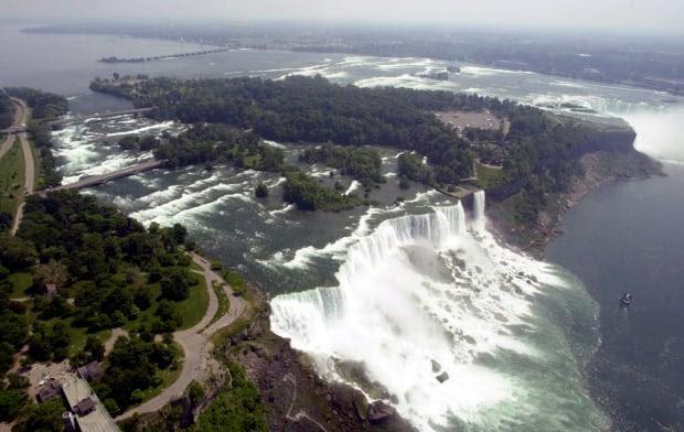 Niagara Falls Park Bridges