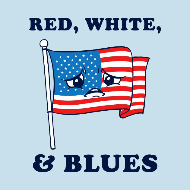Red White and Blues