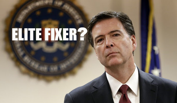 FBI in Free-Fall Collapse! Agents Ready to Mutiny! Comey Proven to be 'Elite Fixer'!  Agency Planning Big Move!