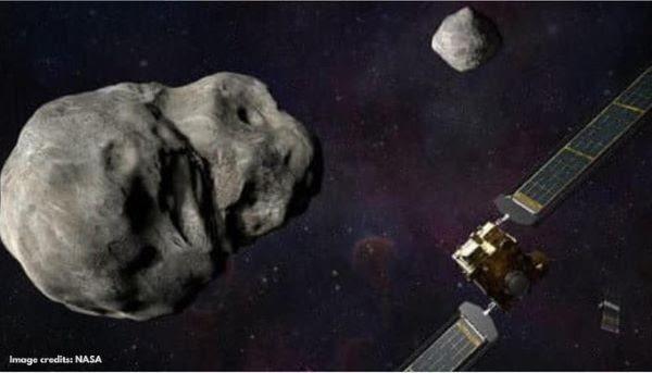 Desechos rondan todo nuestro espacio sideral.Foto NASA