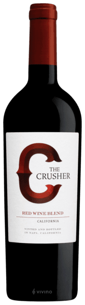 The Crusher Red Blend 2016 | Wine Info