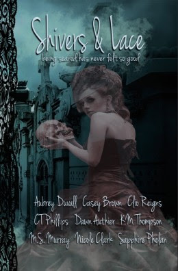 Shivers & Lace by Multi Author Anthology