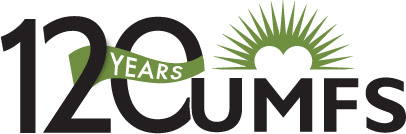 umfs logo 120 years