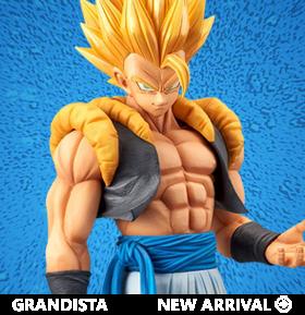 Dragon Ball Super Grandista nero Gogeta