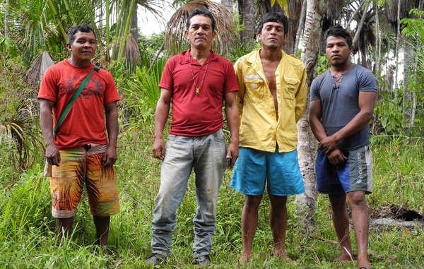 Les « Gardiens guajajara »
