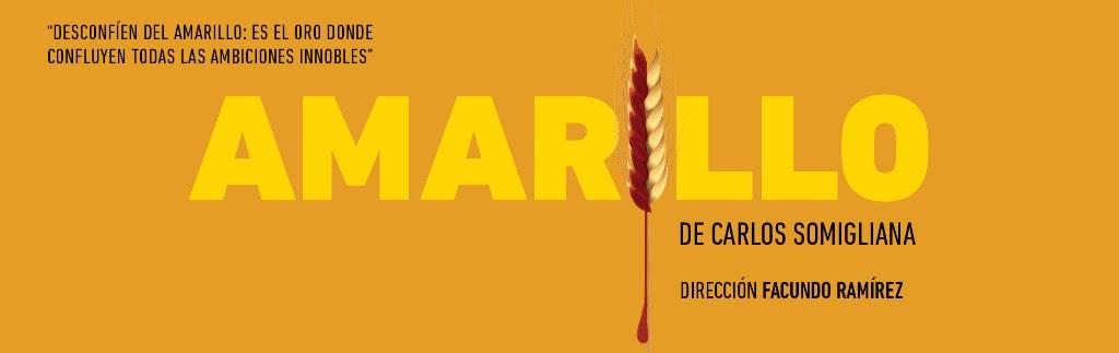 AMARILLO, de Carlos Somigliana.