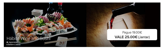 Hábito Wine and Sushi