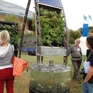 Solar garden