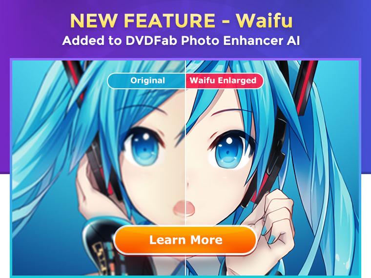 DVDFab Waifux2
