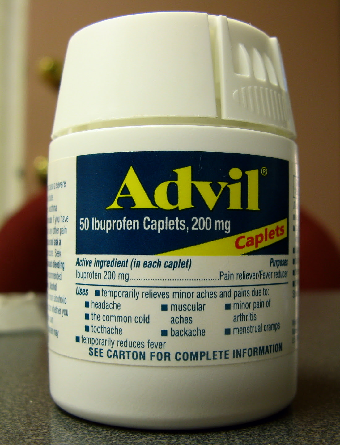 advil Vancouver Canucks Father Day Gifts