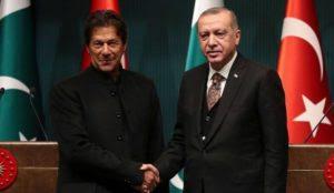 "Erdogan, Imran Khan, and Mahathir counter ""Islamophobia"" with new English-language TV outlet"