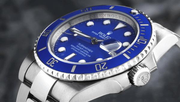 Rolex Smurf