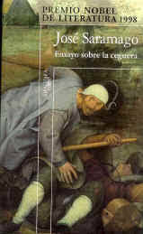 Invítame a un libro: ENSAYO SOBRE LA CEGUERA de José Saramago