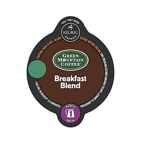 Green Mountain Breakfast Blend Kcarafe coffee