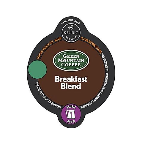 Green Mountain Breakfast Blend Kcarafe coffee