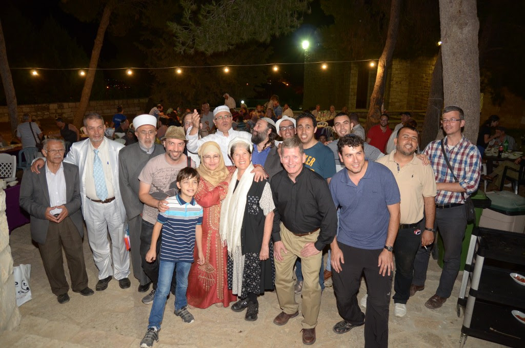 2013 Iftar Celebration in Nazareth
