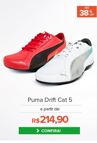 Puma Drift Cat 5