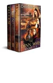 The Djinn Wars: Books 1–3