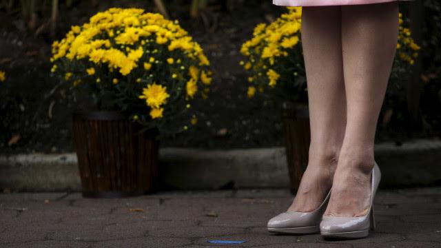 Como evitar que os sapatos novos lhe provoquem bolhas