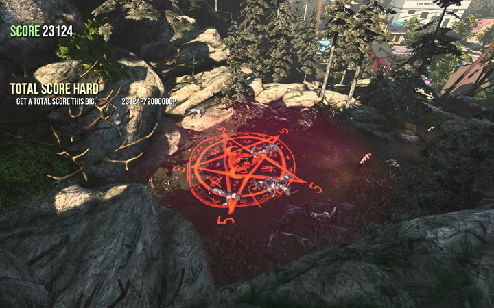 A Satanic Video Game on the Market, It's theme: Blood for a Blood Goat!