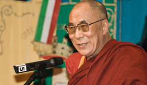 "Dalai Lama warns: ""Europe is for Europeans,"" EU will become ""Muslim"" or ""African"" if migrants allowed to stay"