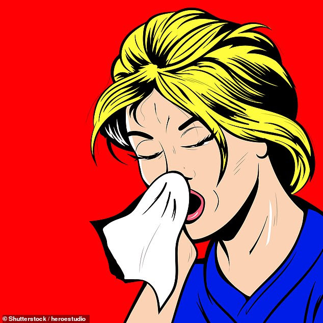 While Covid has been running amok over the past year — infecting four million people in the UK and taking the lives of more than 120,000 — flu has been virtually eradicated