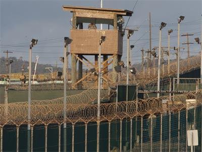 Imagen de archivo de la cárcel de Guantánamo. AFP
