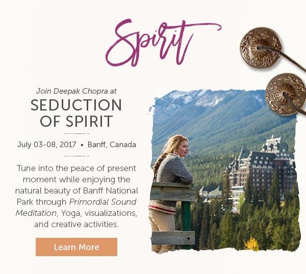 Seduction of Spirit