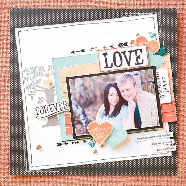 September Stamp of the Month: Family Is Forever