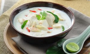 Amazing Tastes of Thailand 2015 Thai Food-Tom Kha Kai_500x300