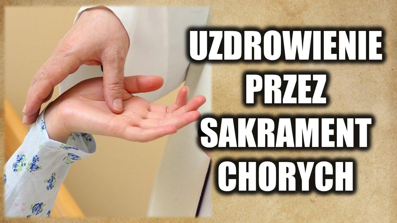 Znalezione obrazy dla zapytania: sakrament chorych
