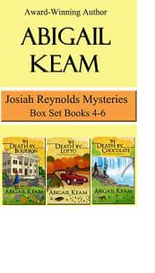 Josiah Reynolds Mystery Series Box Set: Books 4–6 by Abigail Keam