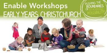 Early Years workshops image
