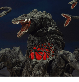Godzilla vs. Biollante S.H.MonsterArts Biollante (Special Color Ver.)