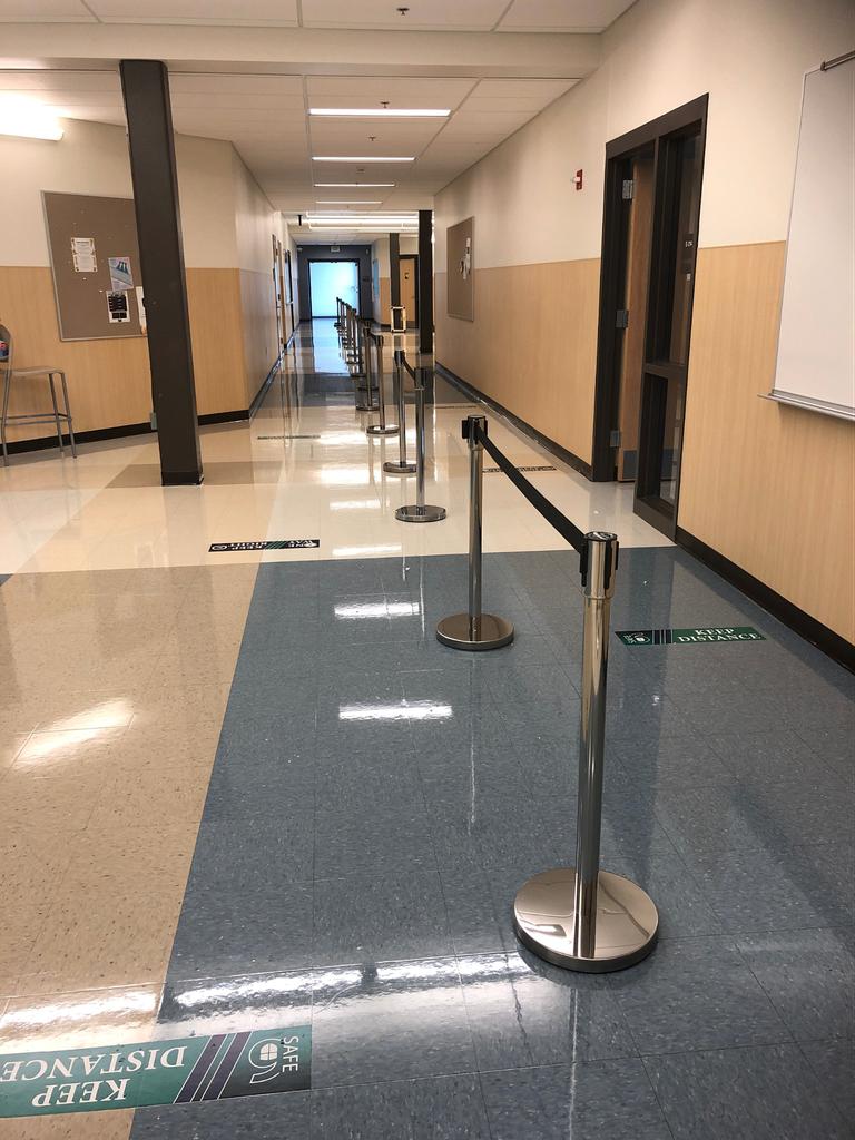 Hallway Setups