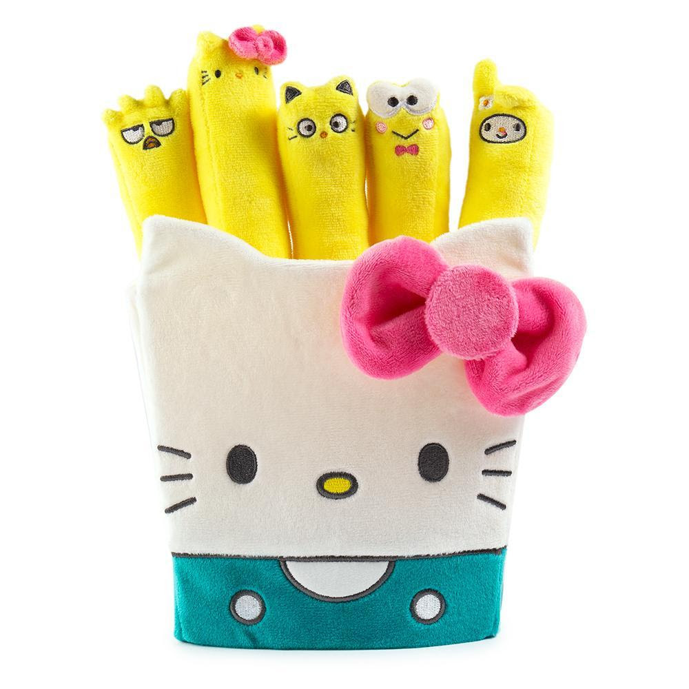 Sanrio Hello Kitty Fries Plush by Kidrobot