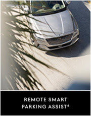 Remote Smart Parking Assist (see footnote 4)