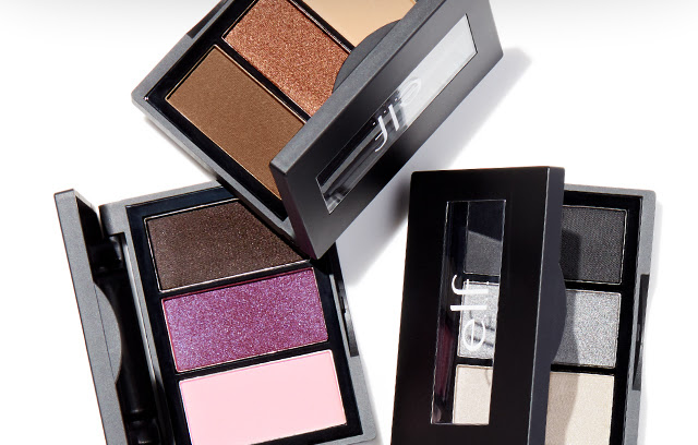 NEW. 3D EYESHADOW PALETTES.