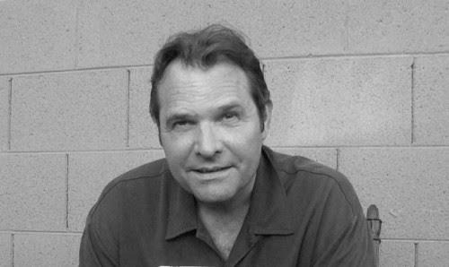 Writer Denis Johnson
