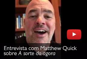 Entrevista com Matthew Quick