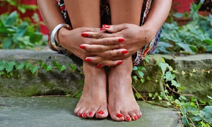 Up to 45% Off Mani-Pedi at Beauty Trendz