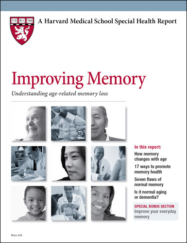 Product Page - Improving Memory